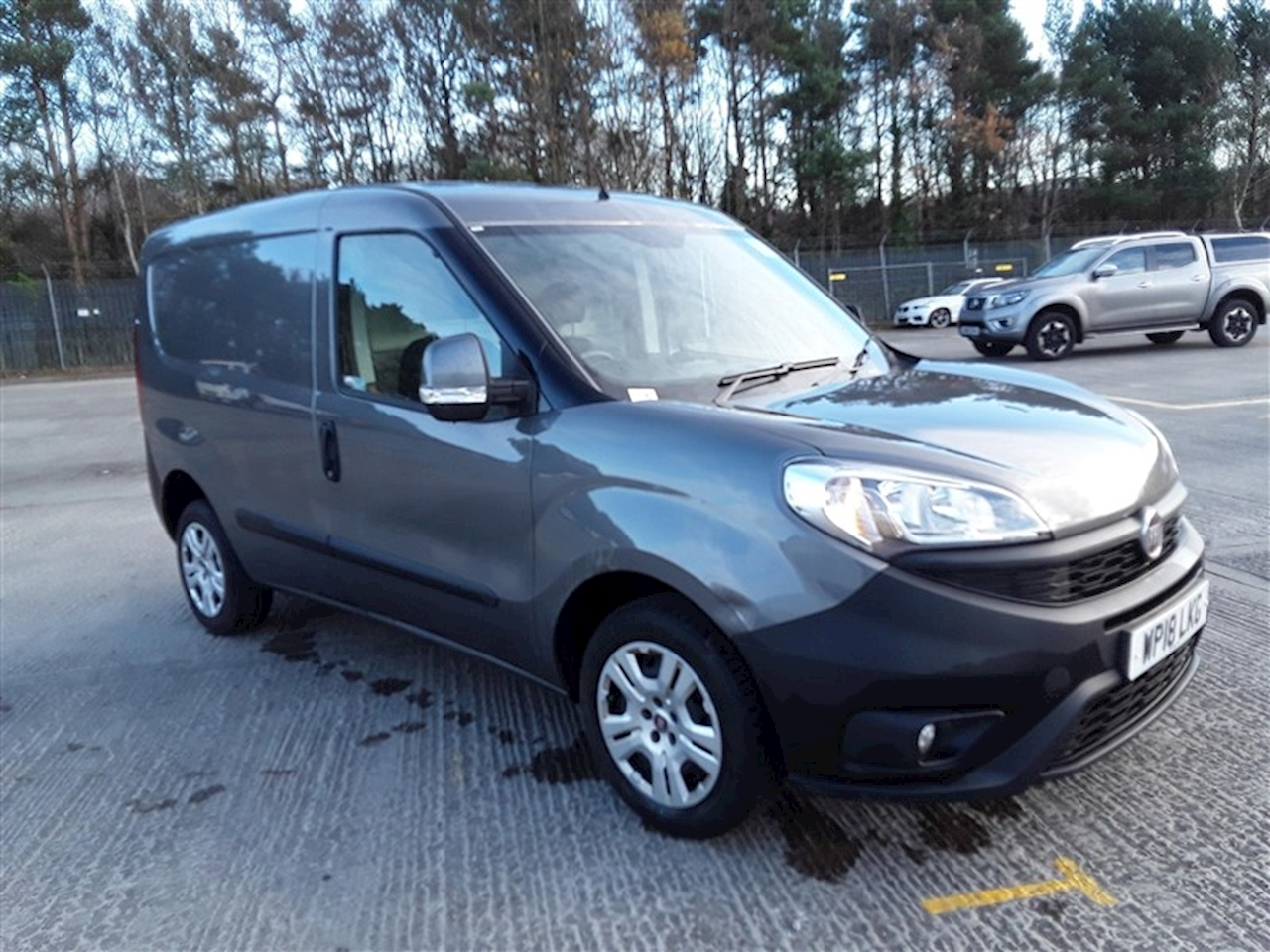 Fiat Doblo Doblo Cargo 1.3 Multijet Ii 95hp  Technico 1.3 5dr Panel Van Manual Diesel
