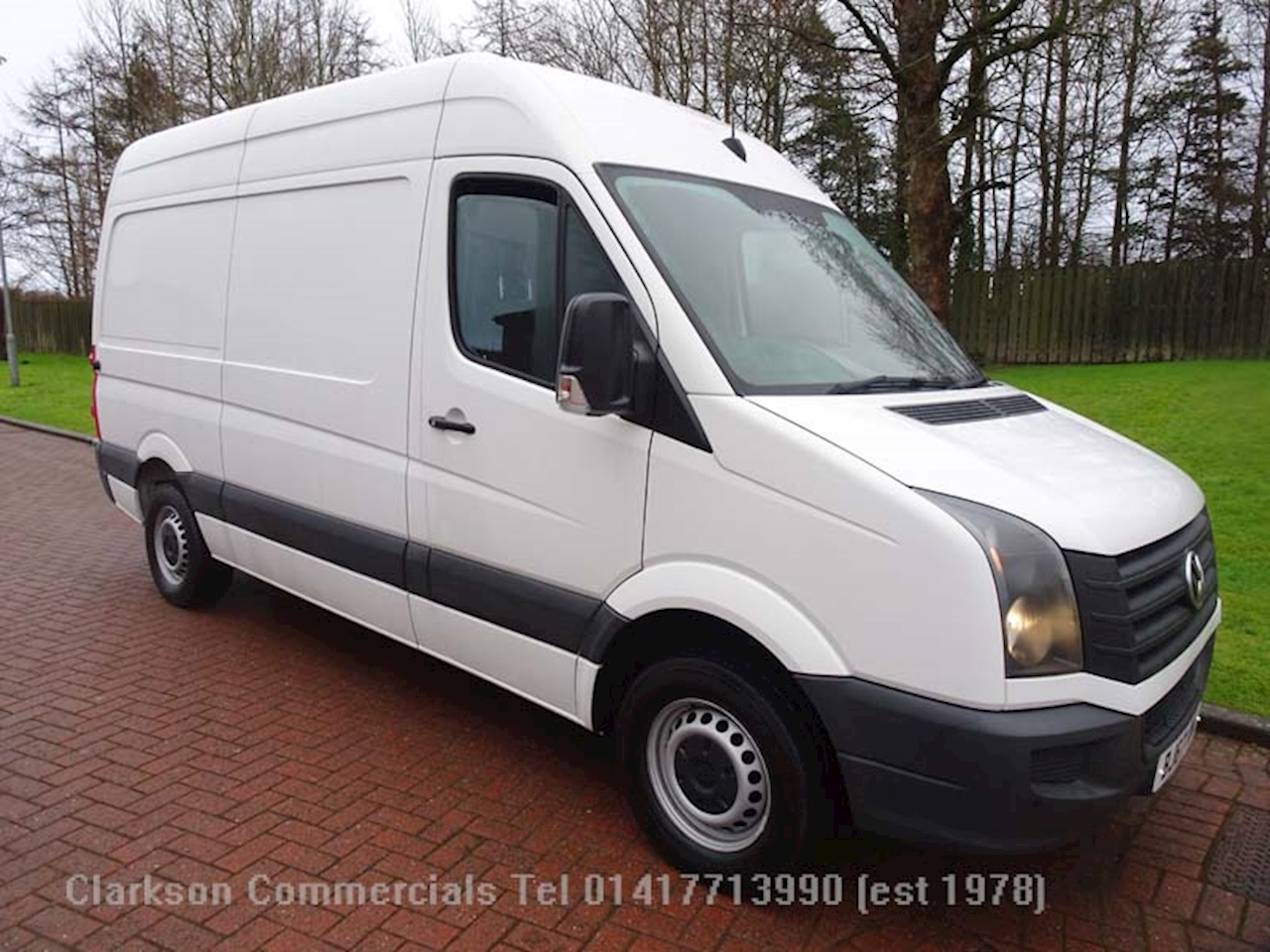 Volkswagen Crafter CR35 2.0TDi BlueMOTION MWB 2.0 Panel Van Manual Diesel