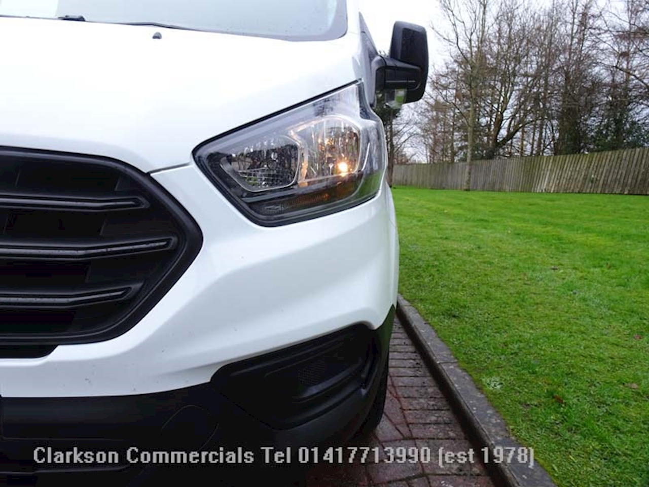 Ford 2.0 300 EcoBlue Panel Van 5dr Diesel Manual L2 H2 EU6 (105 ps)