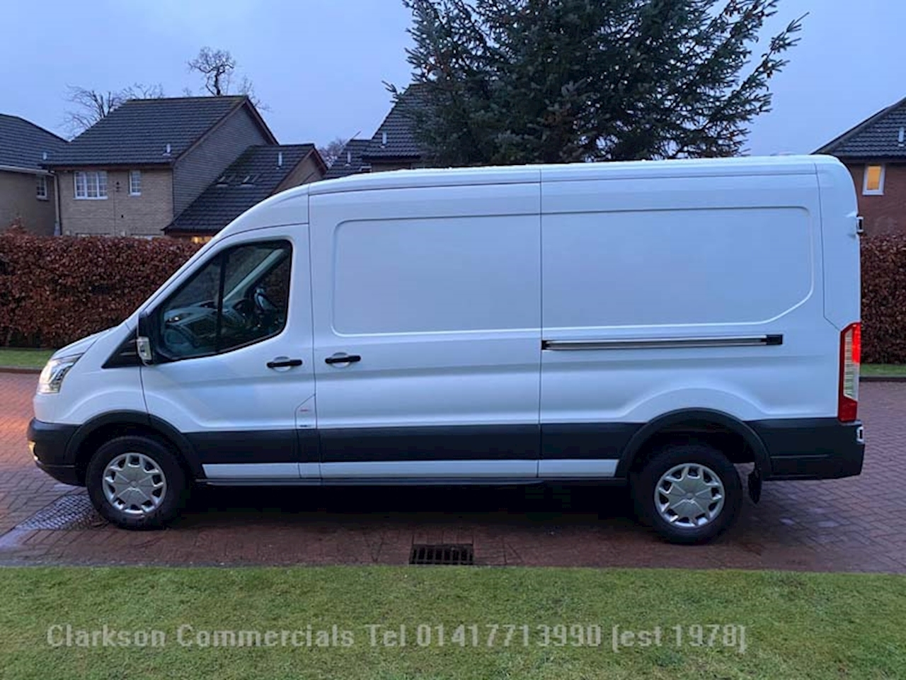 Ford 2.0 350 EcoBlue Panel Van 5dr Diesel Manual RWD L3 H2 EU6 (130 ps)