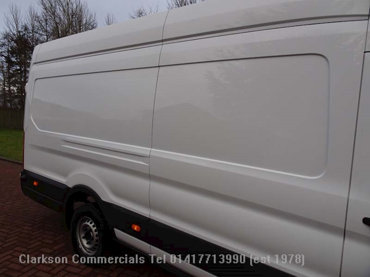 Ford Transit 2.0 350 EcoBlue L4H3 Panel Van Diesel Manual RWD EU6 (105 ps) 2.0 5dr Panel Van Manual Diesel