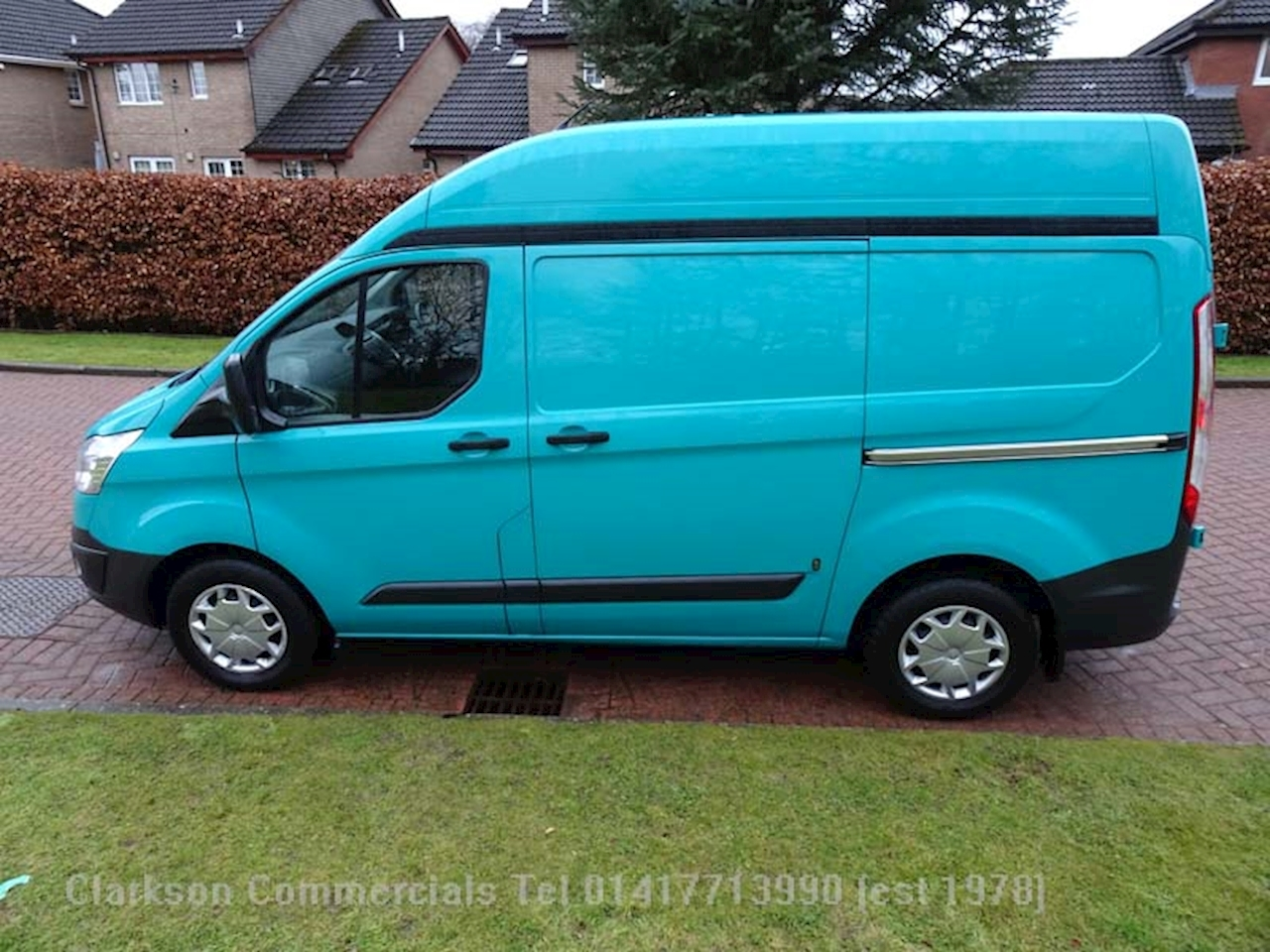 Ford Transit Custom 310 Trend L1H2 (130ps) 2.0 5dr Panel Van Manual Diesel