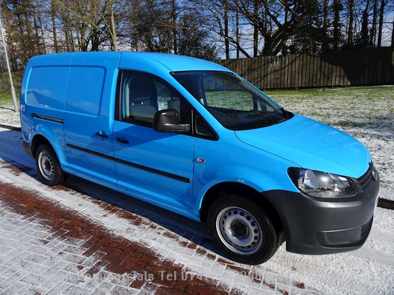 Volkswagen Caddy Maxi TDI C20 Startline (Choice of 2) 1.6 4dr Panel Van Manual Diesel