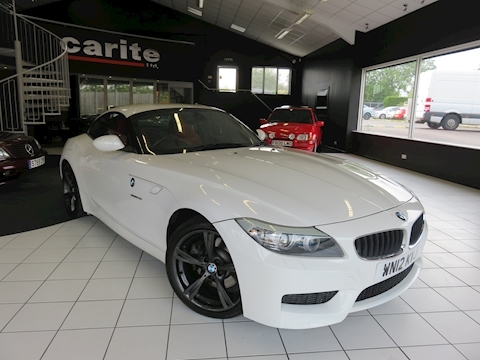 Bmw Z Series Z4 Sdrive28i M Sport Roadster