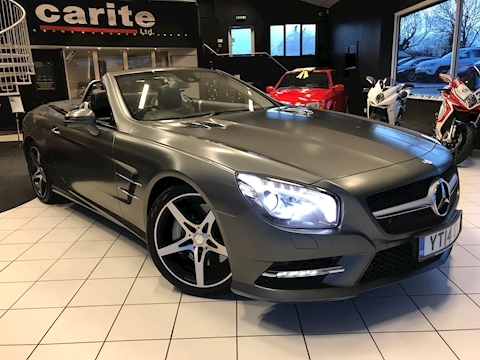 Mercedes-Benz Sl Sl350