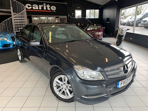 Mercedes-Benz C Class C220 Cdi Blueefficiency Executive Se