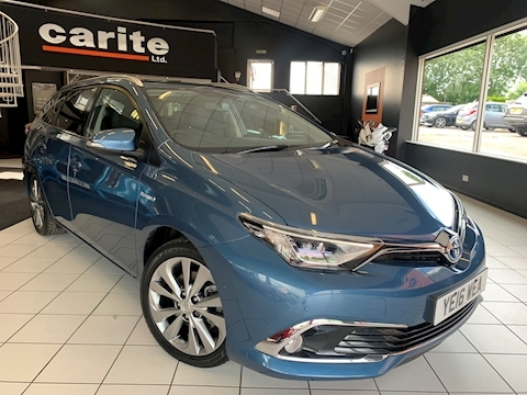 Toyota Auris Vvt-I Excel Touring Sports