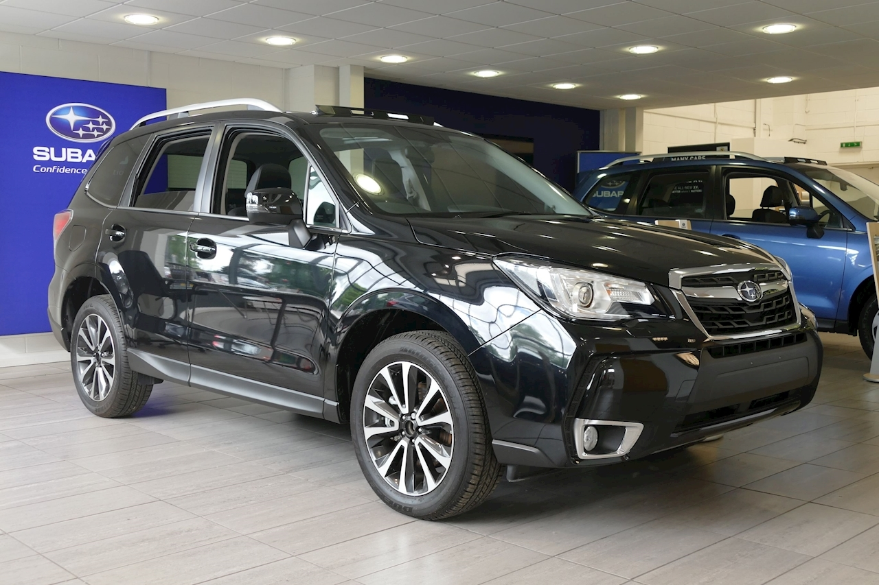 Forester I Xt Estate 2.0 CVT Petrol
