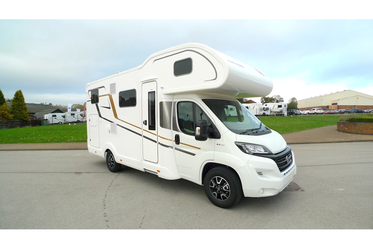 New 2019 Eura Mobil Activa One 690 HB Motorhome 2300 Manual 2019