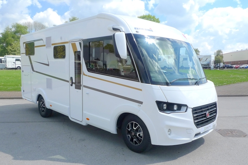 Eura Mobil Integra Line 655 EB A class Motorhome 2300 Automatic Diesel