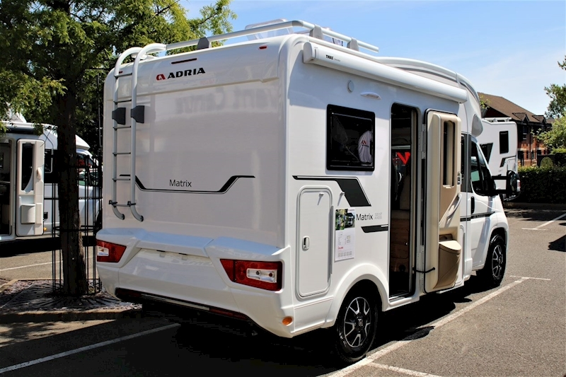 Adria Matrix 520 ST Motorhome 2300 Manual Diesel
