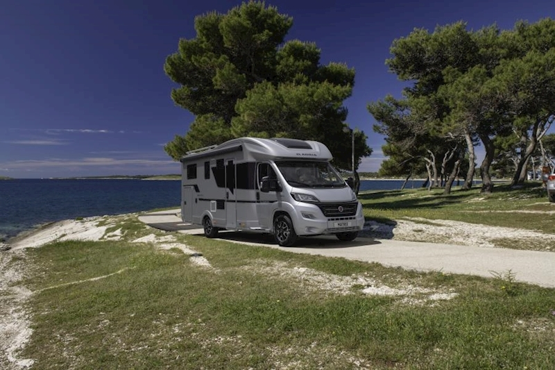 Adria Matrix Supreme 670 SC Motorhome 2300 Manual Diesel