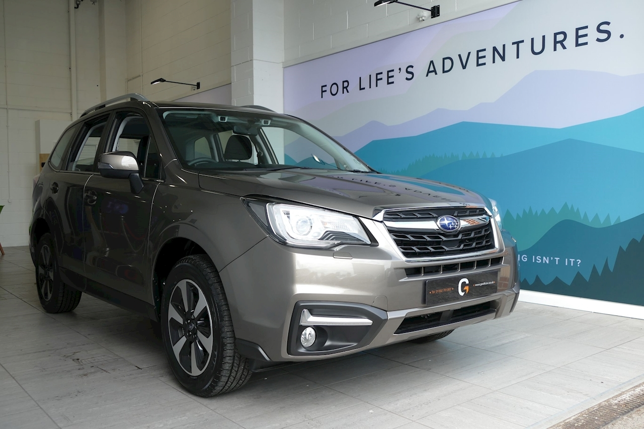 Forester I Xe Estate 2.0 CVT Petrol