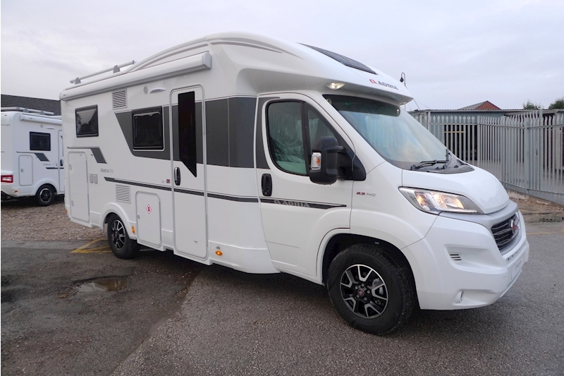 Adria Matrix Axess 600 SL Motorhome 2300 Manual Disel