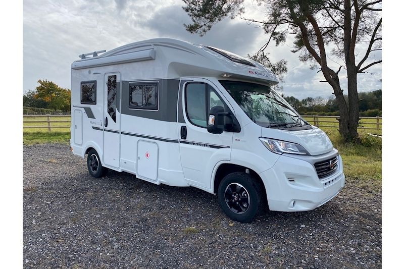 Adria Matrix Axess 520 ST Motorhome 2.3 Manual Diesel