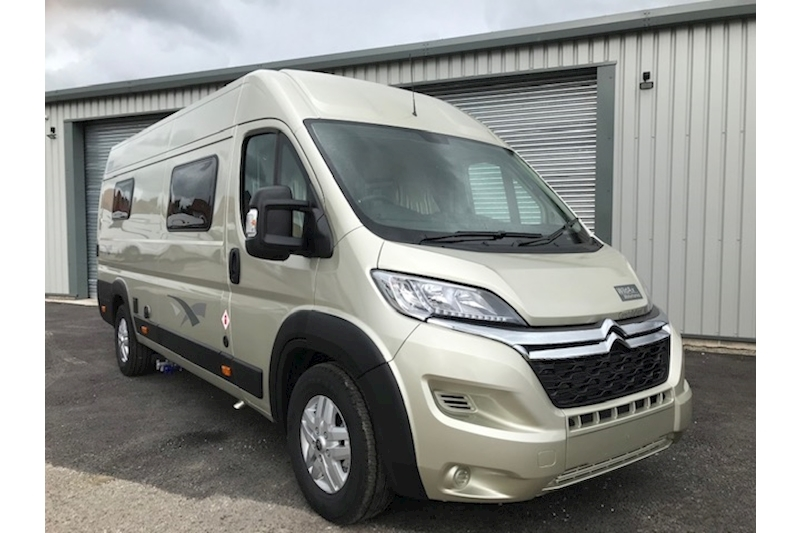 WildAx Constellation  XL Motorhome 2.2 Manual Diesel