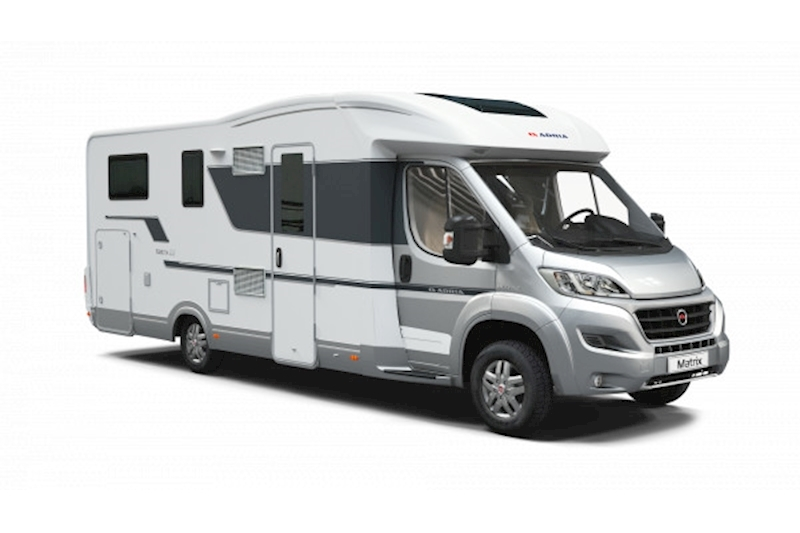 Adria Matrix 670 DC Plus Motorhome 2300 Automatic Diesel