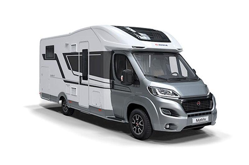 Adria Matrix 600 DT Plus Motorhome 2300 Automatic Diesel