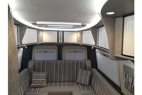 Europa Citreon Motorhome 2.2 Manual Diesel