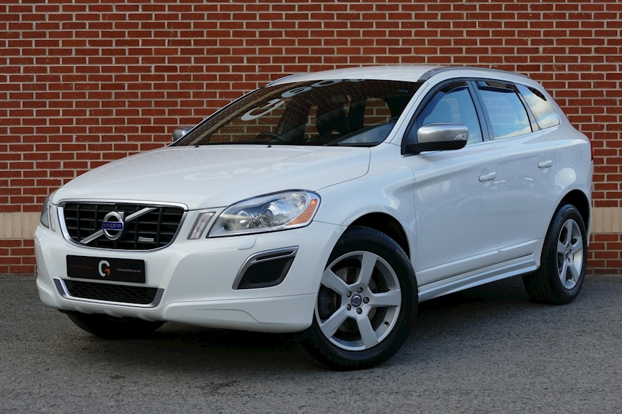 Volvo Xc60 D5 R-Design Awd Estate 2.4 Automatic Diesel