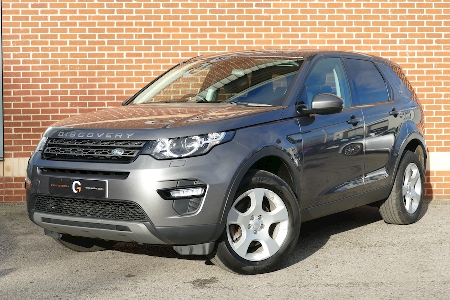 Land Rover Discovery Sport Td4 Se Estate 2.0 Manual Diesel