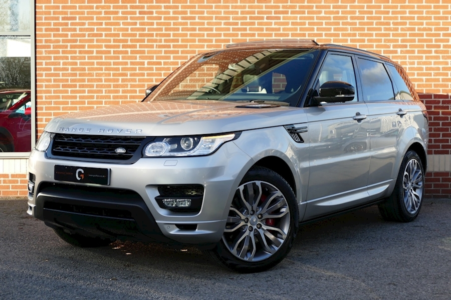 Land Rover Range Rover Sport Sdv6 Autobiography Dynamic 3.0 5dr Estate Automatic Diesel