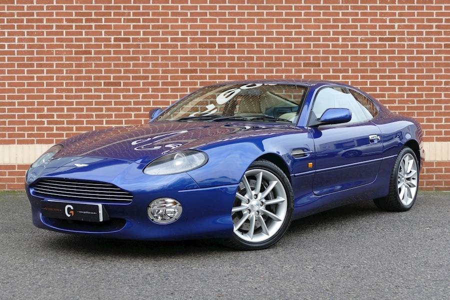 Aston Martin Db7 Vantage 5.9 2dr Coupe Automatic Petrol