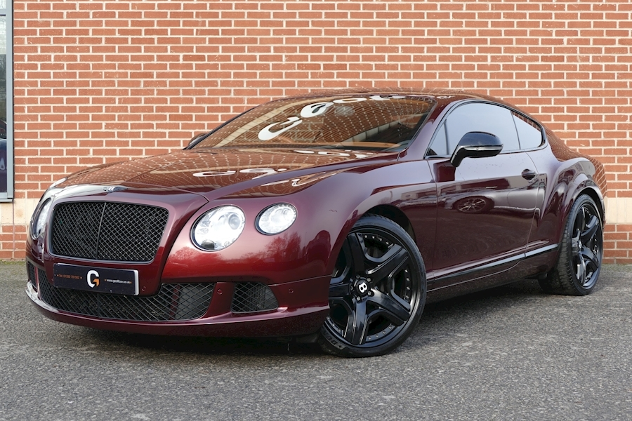 Bentley Continental Gt Mds 6.0 2dr Coupe Automatic Petrol/Alcohol