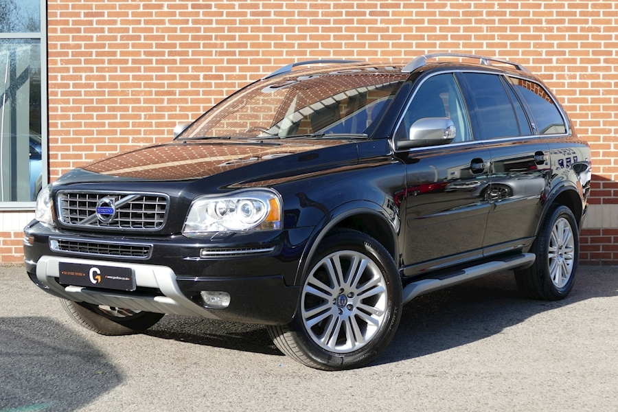 Volvo Xc90 D5 Executive Awd Estate 2.4 Automatic Diesel