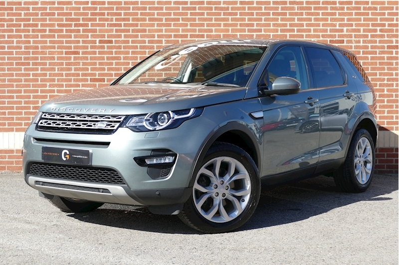 Land Rover Discovery Sport Td4 Hse 2.0 5dr Estate Automatic Diesel