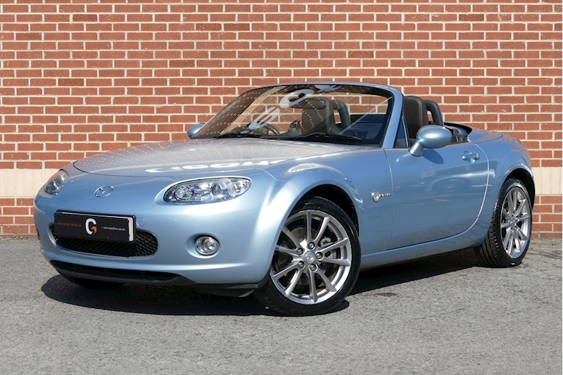 Mazda Mx-5 I Roadster Niseko Convertible 2.0 Manual Petrol
