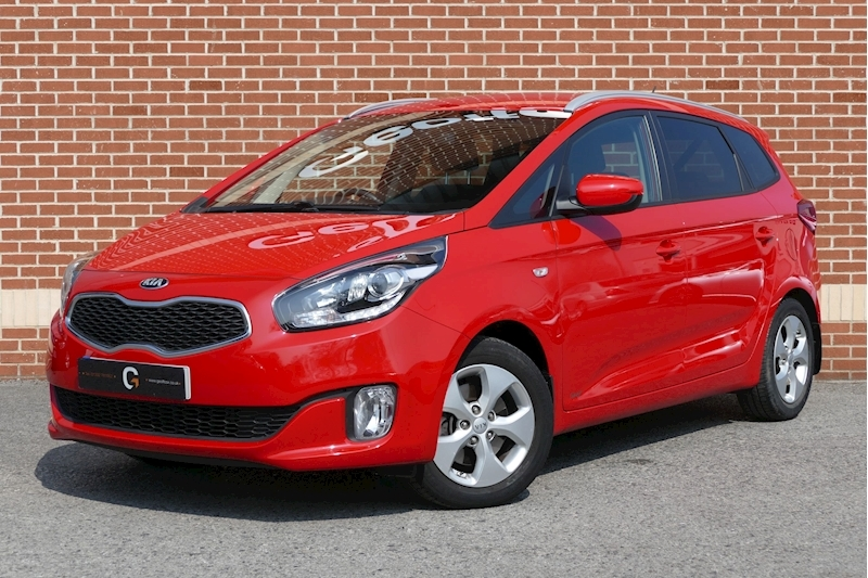 Kia Carens Crdi Sr7 Isg Mpv 1.7 Manual Diesel