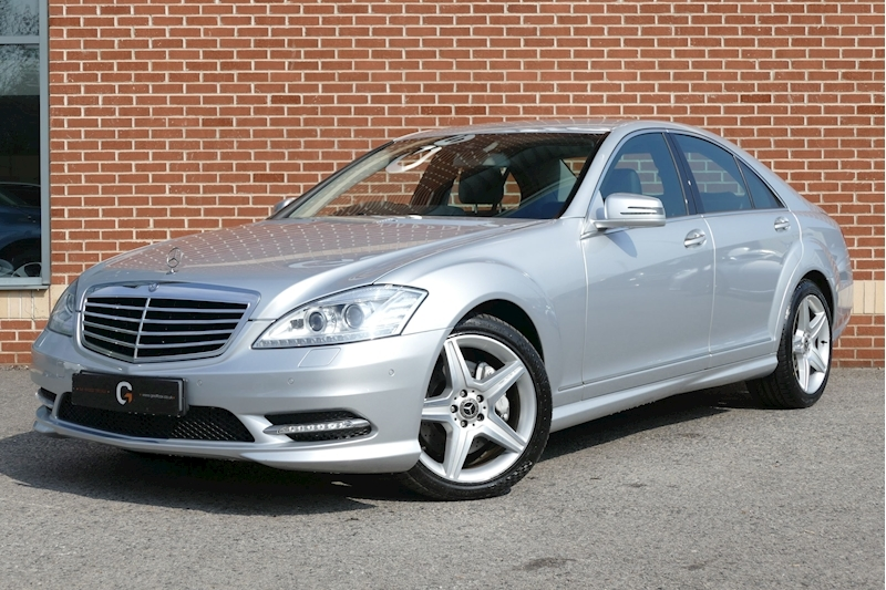 Mercedes-Benz S Class S350 Cdi Bluetec Blueefficiency Saloon 3.0 Automatic Diesel