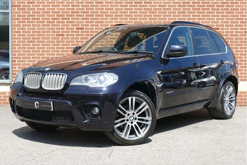 Bmw X5 Xdrive30d M Sport 3.0 5dr Estate Automatic Diesel