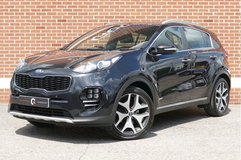 Kia Sportage Gt-Line Estate 1.6 Manual Petrol