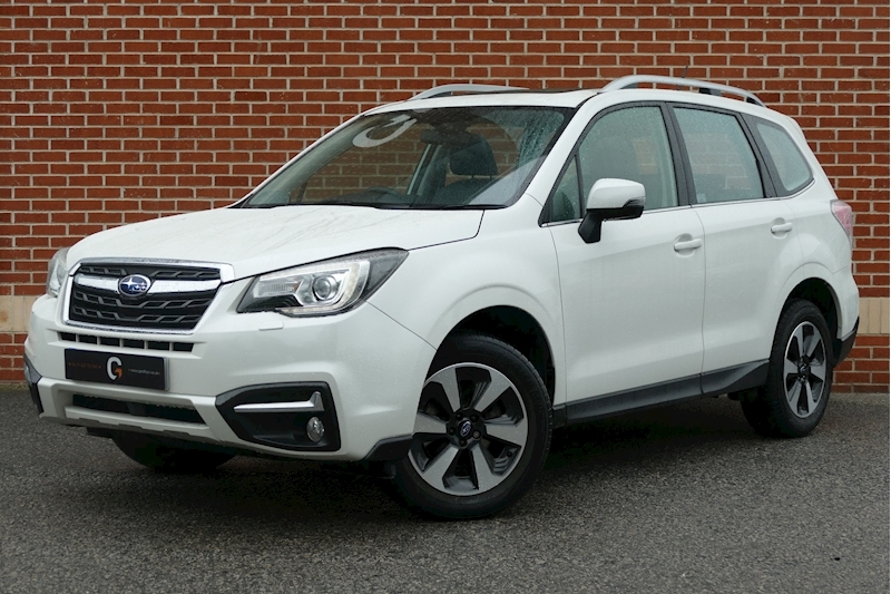 Subaru Subaru Forester I Xe Premium Estate 2.0 Manual Petrol