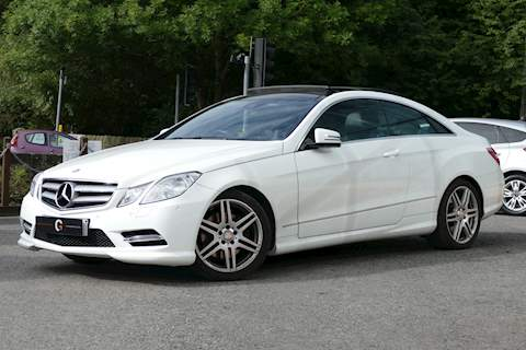 E Class E250 Cdi Blueefficiency S/S Sport Coupe 2.1 Automatic Diesel