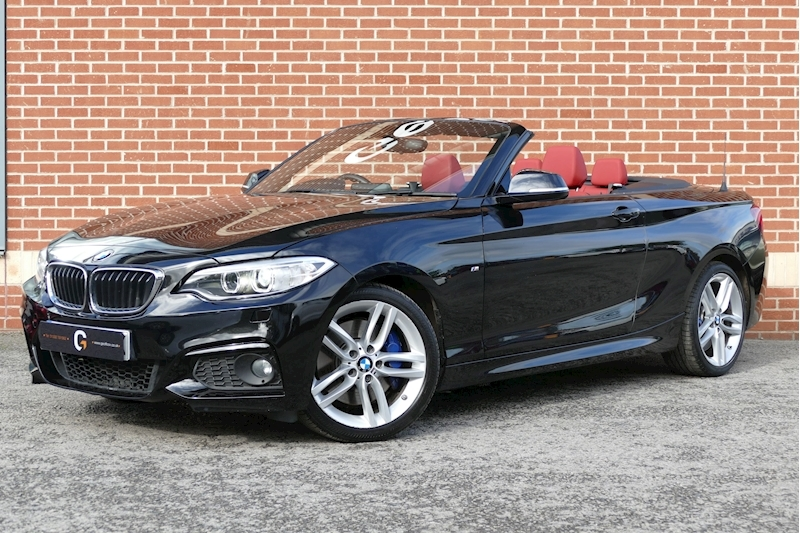 Bmw 2 Series 220I M Sport Convertible 2.0 Automatic Petrol