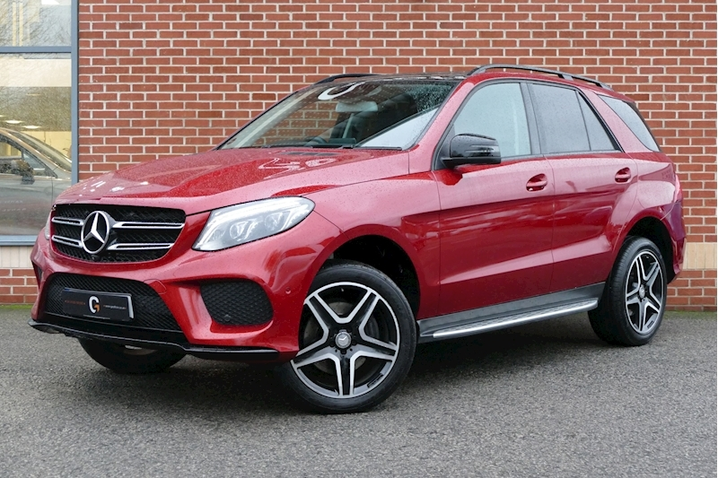 Mercedes-Benz Gle-Class Gle 350 D 4Matic Amg Line Premium 3.0 5dr Estate Automatic Diesel