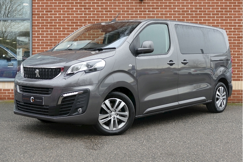 Peugeot Traveller Bluehdi Allure Mpv 2.0 Manual Diesel