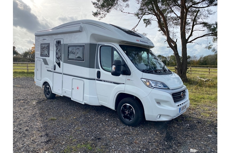 Adria Matrix 590 ST Motorhome 2300 Manual Diesel