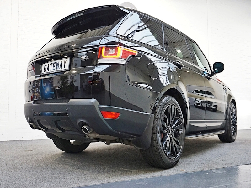 Land Rover Range Rover Sport Sdv6 Hse Dynamic Estate 3.0 Automatic Diesel - Large 6