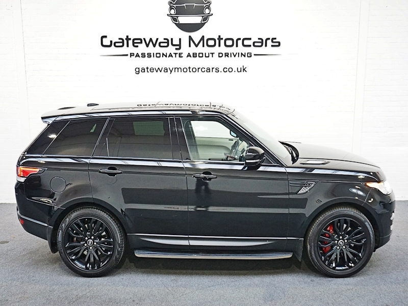 Land Rover Range Rover Sport Sdv6 Hse Dynamic Estate 3.0 Automatic Diesel - Large 8