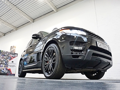 Range Rover Sport Sdv6 Hse Dynamic Estate 3.0 Automatic Diesel