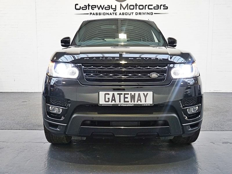 Land Rover Range Rover Sport Sdv6 Hse Dynamic Estate 3.0 Automatic Diesel - Large 10