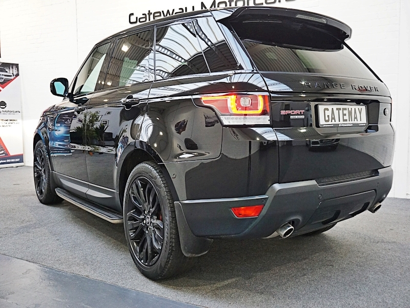 Land Rover Range Rover Sport Sdv6 Hse Dynamic Estate 3.0 Automatic Diesel - Large 17
