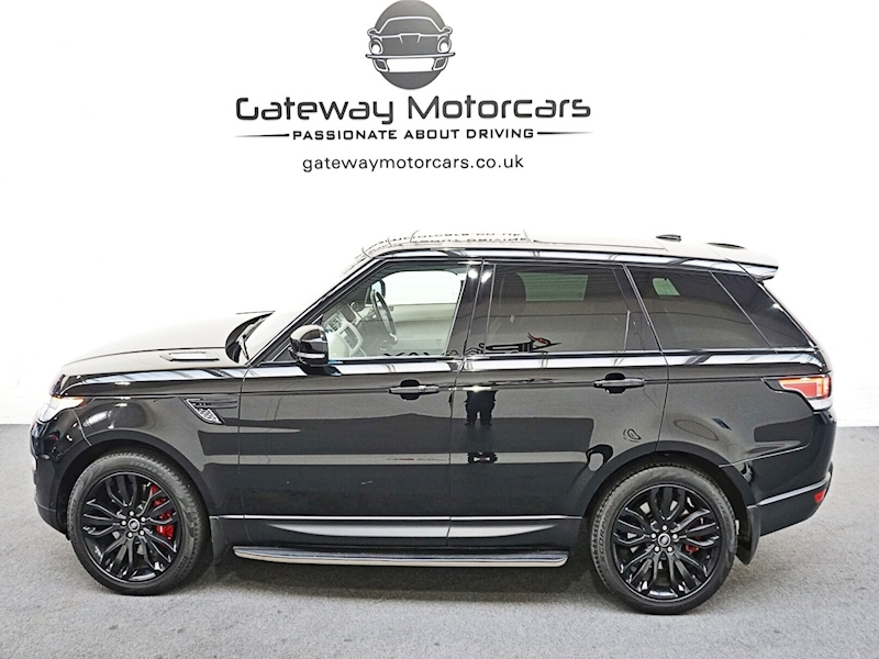 Land Rover Range Rover Sport Sdv6 Hse Dynamic Estate 3.0 Automatic Diesel - Large 21