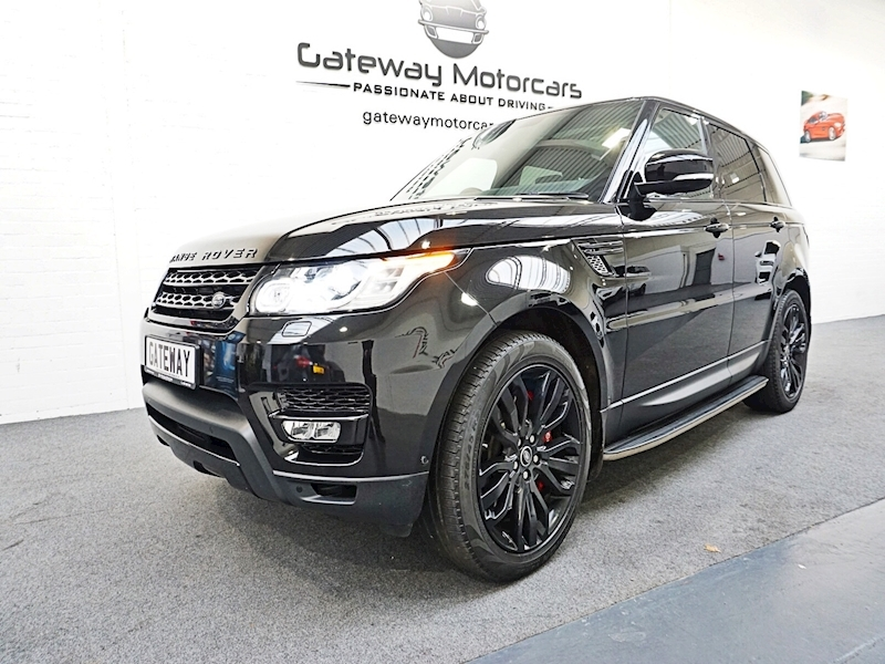 Land Rover Range Rover Sport Sdv6 Hse Dynamic Estate 3.0 Automatic Diesel - Large 23