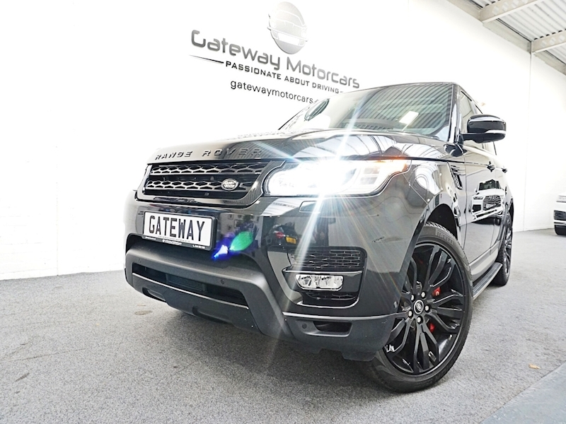 Land Rover Range Rover Sport Sdv6 Hse Dynamic Estate 3.0 Automatic Diesel - Large 24