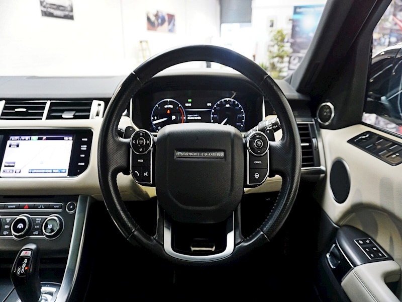 Land Rover Range Rover Sport Sdv6 Hse Dynamic Estate 3.0 Automatic Diesel - Large 30